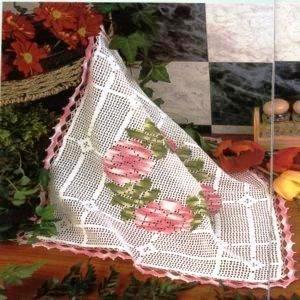 вышивка по вязанию записи в рубрике вышивка по вязанию