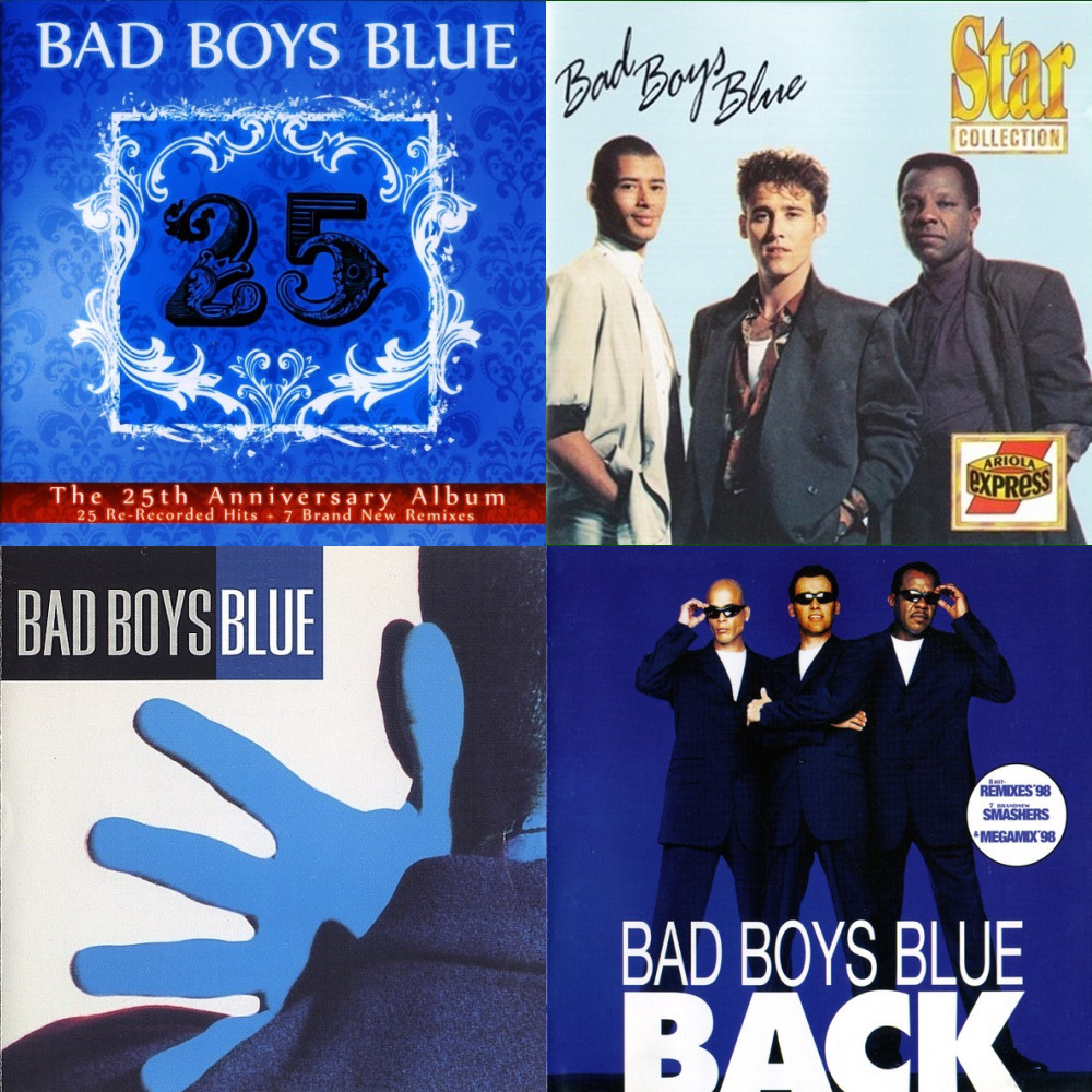 Bad boys blue pretty young girl, gril and sex